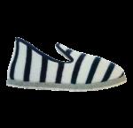 charentaise homme hiver marin blanc marine