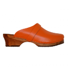 Sabot couleur orange