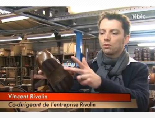 La société Rivalin sur Tébéo dans l'émission Eco&Co