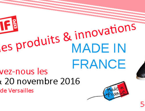 Salon des Produits français et Innovations – Made in France – Paris 2016
