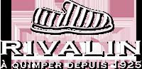 Pantoufle Charentaise et Sabot Rivalin Logo