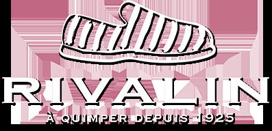 Pantoufle Charentaise et Sabot Rivalin Retina Logo