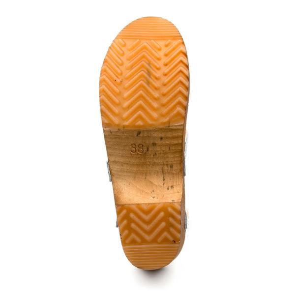 Semelle de sabot en bois